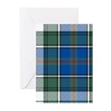 Plaid macinnes Greeting Cards (10 Pack)