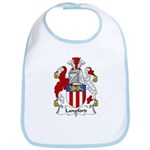 Langford Family Crest Bib