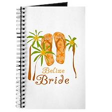 Tropical Belize Bride Journal