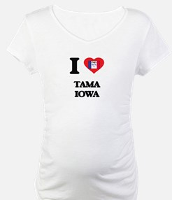 I love Tama Iowa Shirt