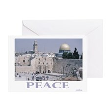 Rosh Hashanah PEACE Greeting Card