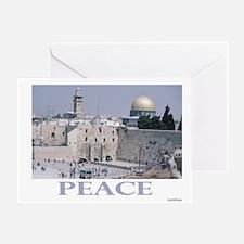 Rosh Hashanah PEACE Greeting Card