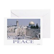 Rosh Hashanah PEACE Greeting Cards (Pk of 10)