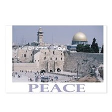 Rosh Hashanah PEACE Postcards (Package of 8)