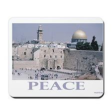 Rosh Hashanah PEACE Mousepad