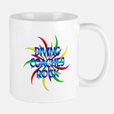 Diving Coaches Rock Mug
