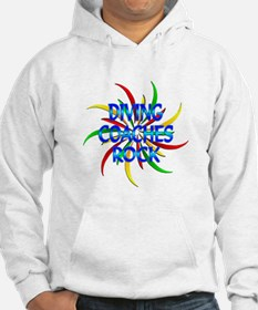 Diving Coaches Rock Hoodie