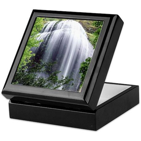 Silver Falls Oregon Keepsake Box