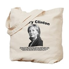Hillary: AimHigh Tote Bag