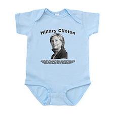 Hillary: AimHigh Infant Bodysuit