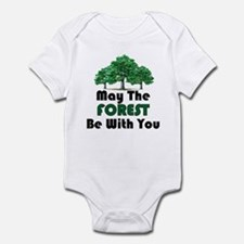 May The Forest Infant Bodysuit