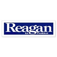 ronaldreagan Bumper Bumper Sticker