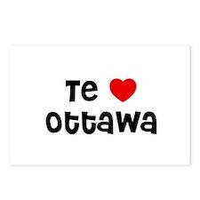 Te * Ottawa Postcards (Package of 8)