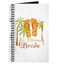 St. Thomas Bride Journal