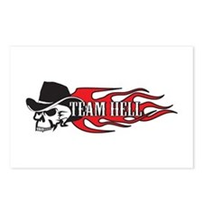 Team Hell Postcards (Package of 8)