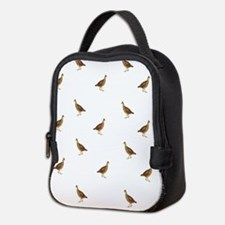 Prairie Chickens Neoprene Lunch Bag