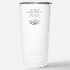 Stressed out Travel Mug