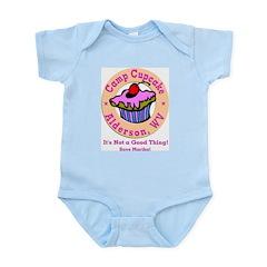 Camp Cupcake Infant Creeper