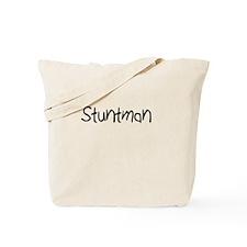 Stuntman Tote Bag