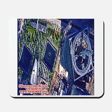 Discover the World: 9-11 Memorial Park Mousepad