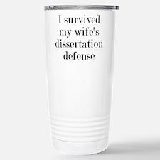 Cute Survive Travel Mug
