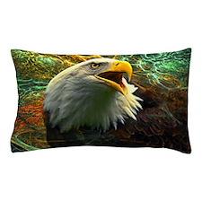 Screaming Eagle Pillow Case