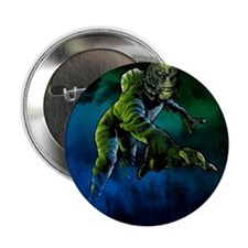 "Creature from the Black Lagoon 2.25"" Button (10 pa"