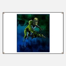 Creature from the Black Lagoon Banner