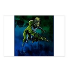 Creature from the Black Lagoon Postcards (Package