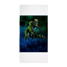 Creature from the Black Lagoon Beach Towel