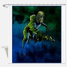 Universal Studios Monsters Shower Curtains Universal