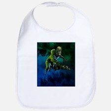 Creature from the Black Lagoon Bib