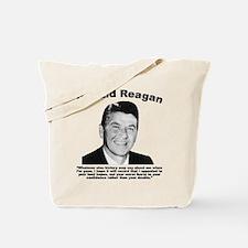 Reagan: Legacy Tote Bag