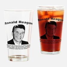Reagan: Legacy Drinking Glass