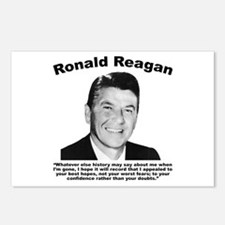 Reagan: Legacy Postcards (Package of 8)