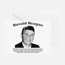 Reagan: Legacy Greeting Card