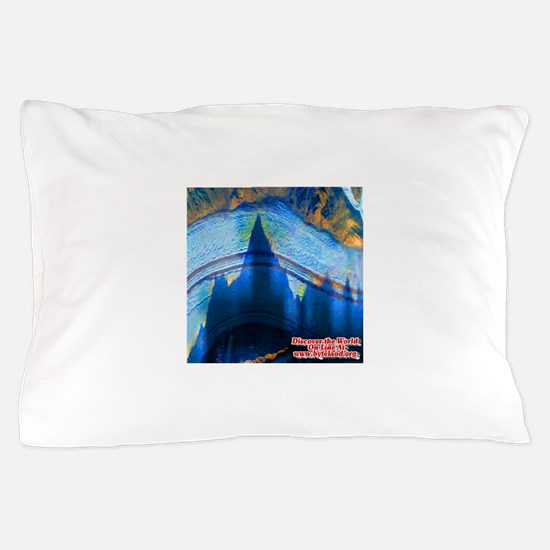 Discover the World: Ghost Mountain Pillow Case