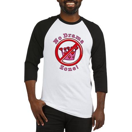 No Drama Zone Baseball Jersey