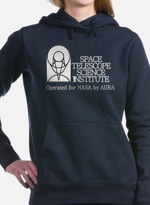 STSCI Women's Hooded Sweatshirt