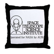 STSCI Throw Pillow