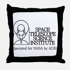 STSCI Throw Pillow
