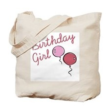 Birthday Girl Balloon - Gift Bag