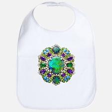 Jewelry Mandala Bib