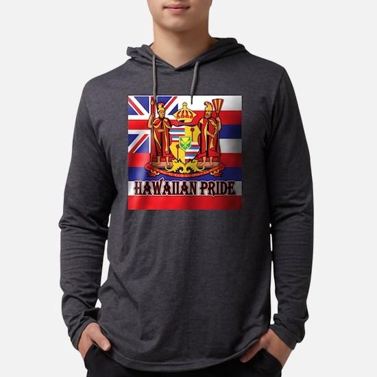 Hawaiian Pride Long Sleeve T-Shirt
