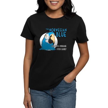 Norwegian Blue Women's Dark T-Shirt