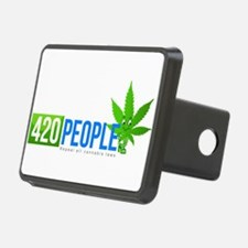 420 People Logo Classic 1 Hitch Cover
