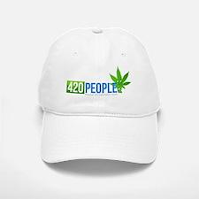 420 People Logo Classic 1 Baseball Baseball Baseball Cap