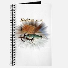 Heddon 100 Minnow Journal
