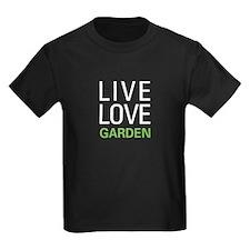 Live Love Garden T