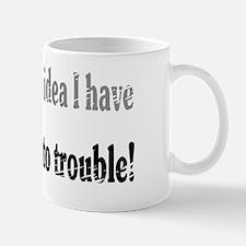 Every great idea... Small Small Mug